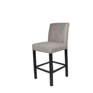 Bar stol Wien velor Beige B50 D48 H102 SH67