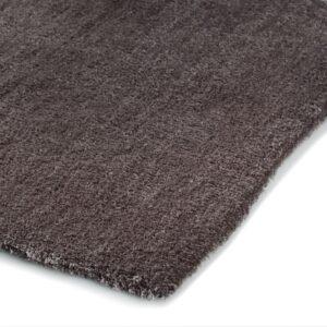 Tuftet teppe Westfield 80x300cm Dark Grey