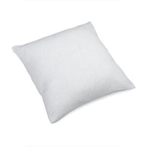 Pute 50×50 Lin White inkl. innmat dun fjær