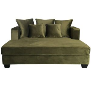 Daybed Oxford Street B173 D160 H71 Deep Green