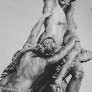 Rome Black & White 80×130