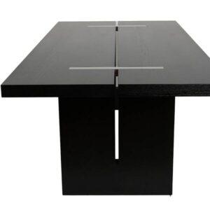 Atlanta Spisebord (240x112cm Sort) Art.nr: 691